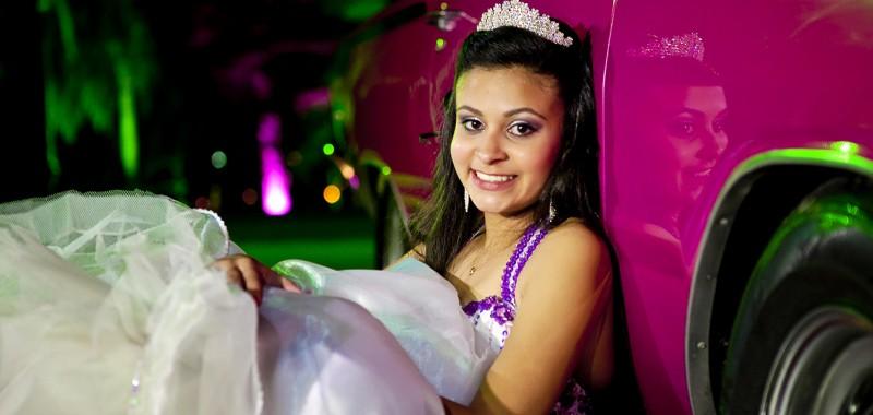 15 Anos Débora Perreira