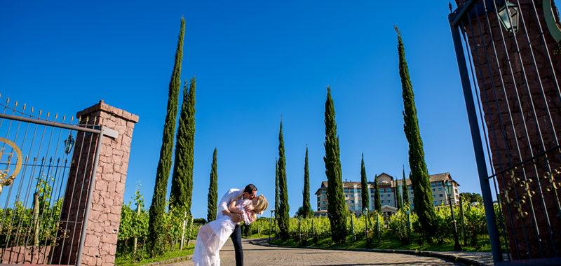 Pré Wedding - Verônica e Guilherme / Vale dos Vinhedos - RS